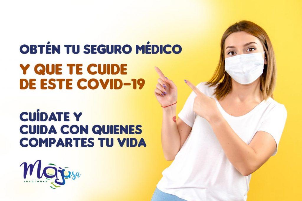 seguro médico contra coronavirus