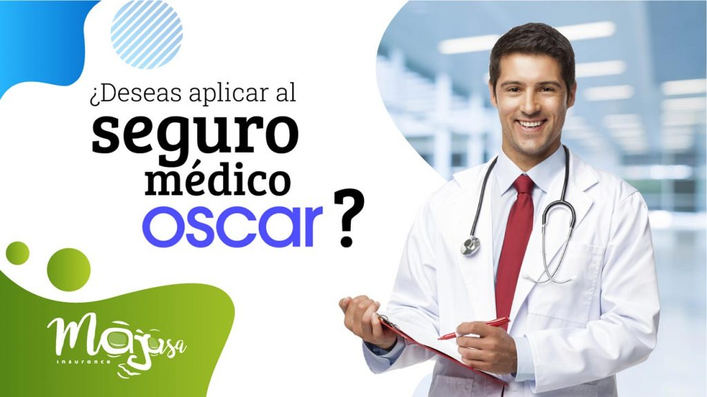 Aplicar al seguro médico Oscar Health